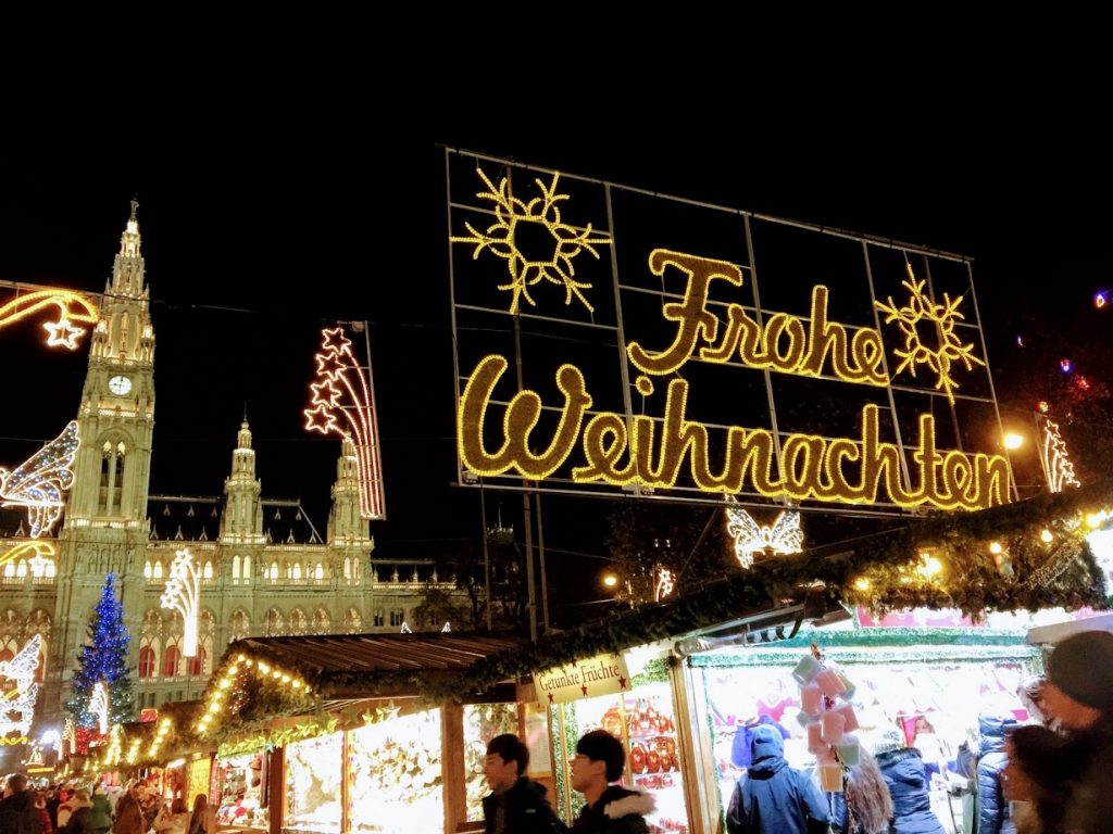 Vienna Christmas Market, Spend Christmas in Vienna