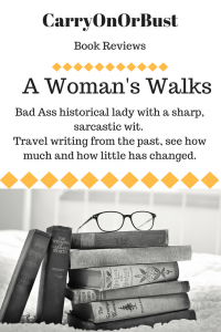 Travel through Venice, Milan, Paris, and London with a witty and determined Lady. Book Review Pushkin Press